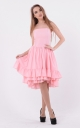 Bright fluffy dress