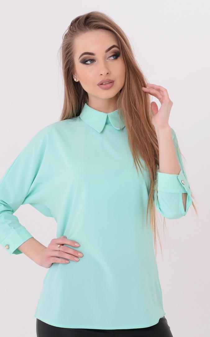 Модна вільна блузка