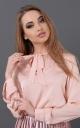 Нежная шелковая блузка