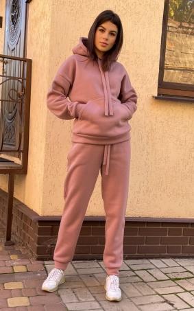 Fleece suit (powder)