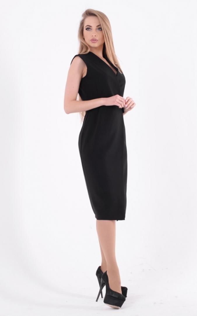 Business dress midi