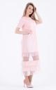 Воздушное платье сетка