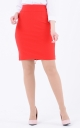 Stylish pencil skirt