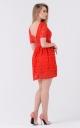 Lush gown dress