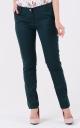 Классические брюки (темно-зеленые)