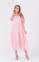 Воздушное нежное платье