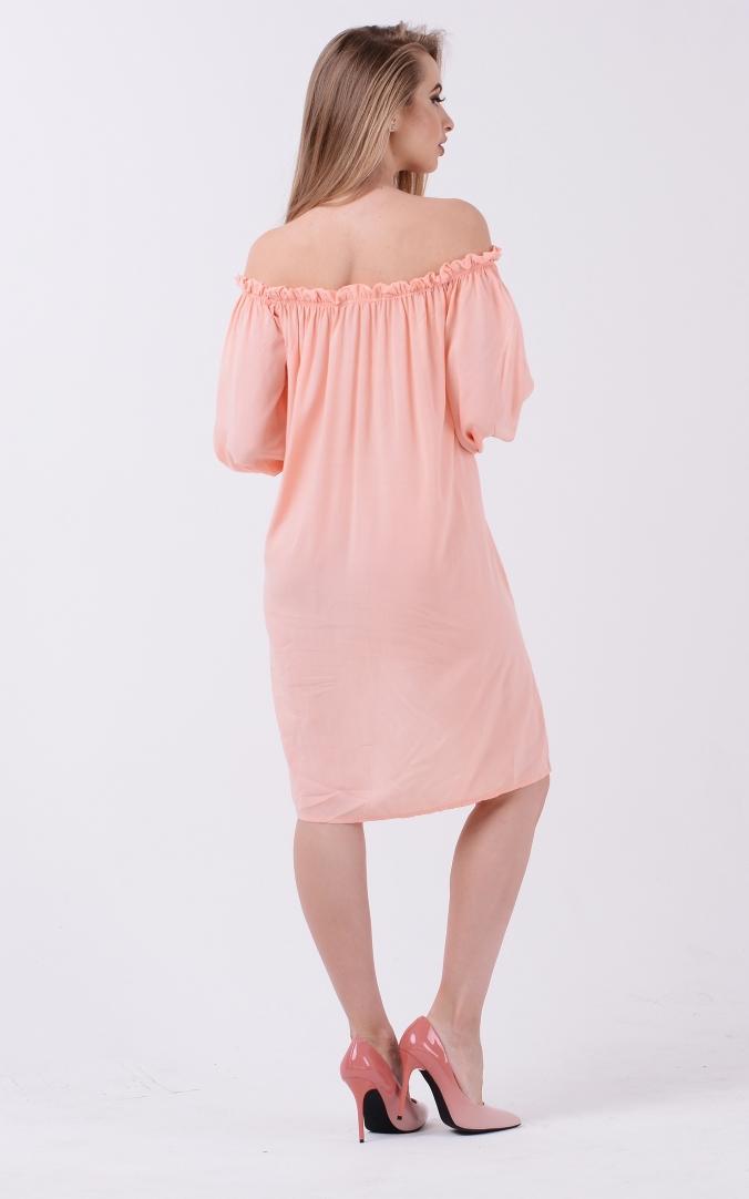 Изысканное нежное платье