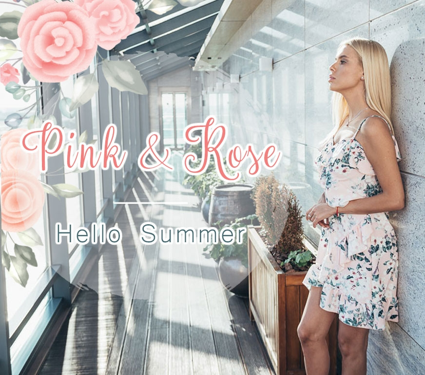 Pink & Rose, Hello Summer